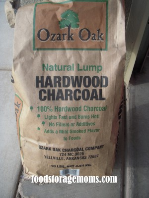 Do You Want To Know How To Store Charcoal For Survival