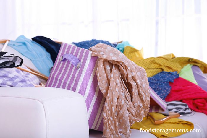 How To Get Organized In Your Home And Yard by FoodStorageMoms.com