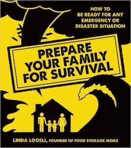 Prepare Your Family For Survival Book