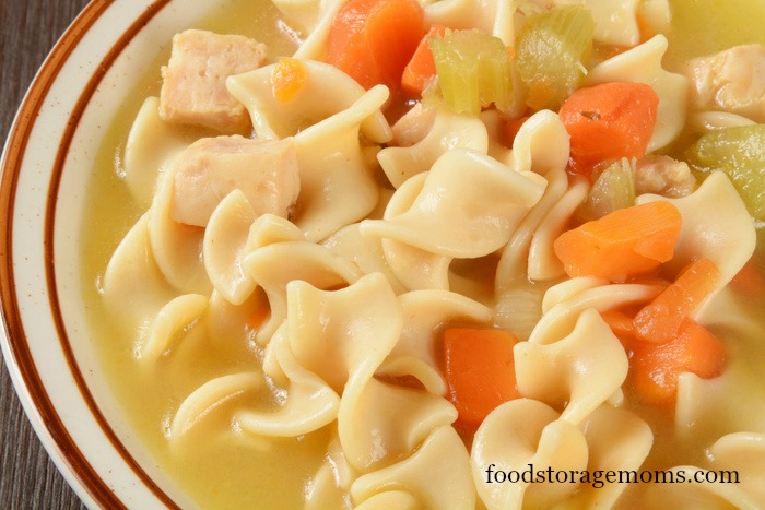 5 Frugal Soups Made From The Pantry by FoodStorageMoms.com