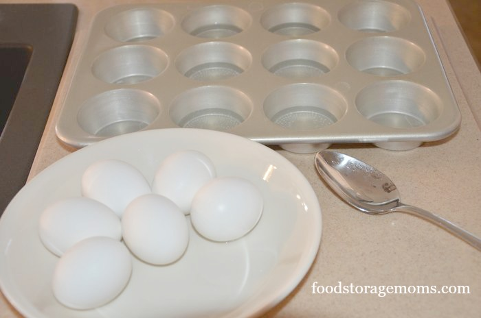 Three easy ways to make hard boiled eggs food storage moms