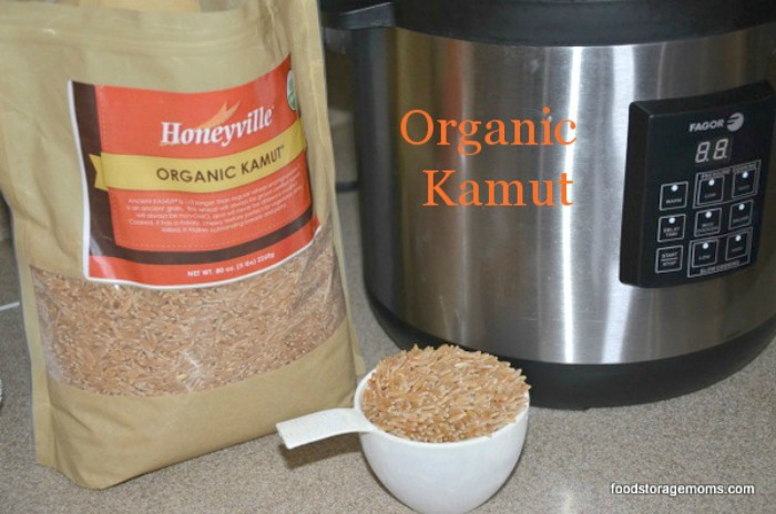 how to cook kamut in rice cooker