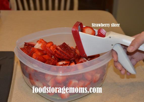 How To Dehydrate Strawberries-Healthy Snack | by FoodStorageMoms.com