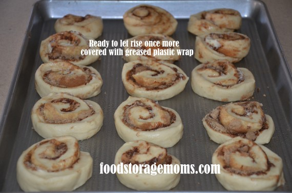 How To Make The Best No Fail Cinnamon Rolls | www.foodstoragemoms.com