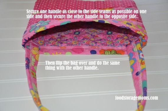Crayon Bag Handles
