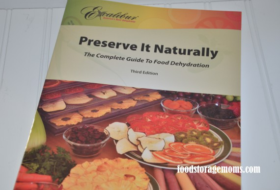 The Best Dehydrating Book