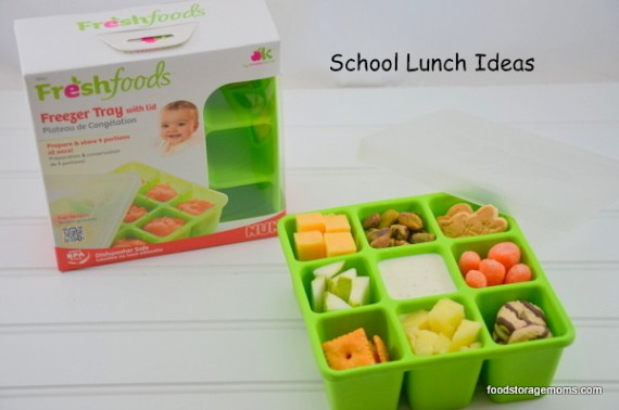 50 Back To School Lunch Ideas | by FoodStorageMoms.com