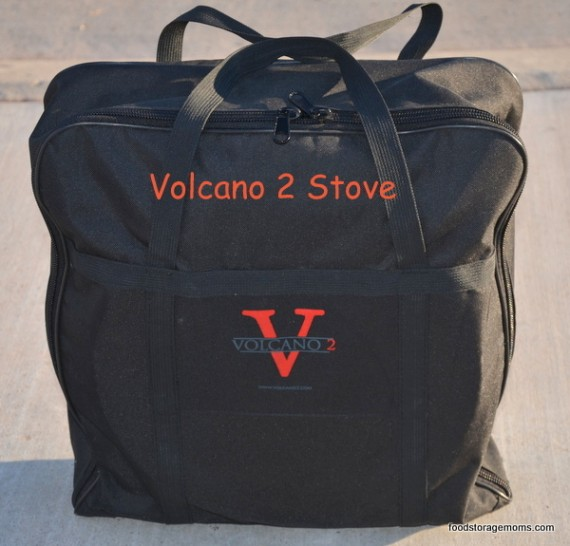 Volcano Stove II Bag