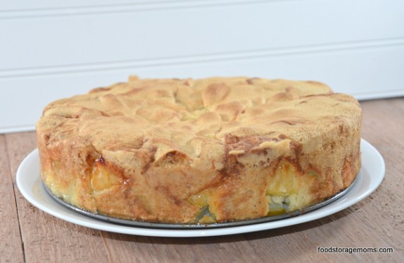 Russian Apple Pirog