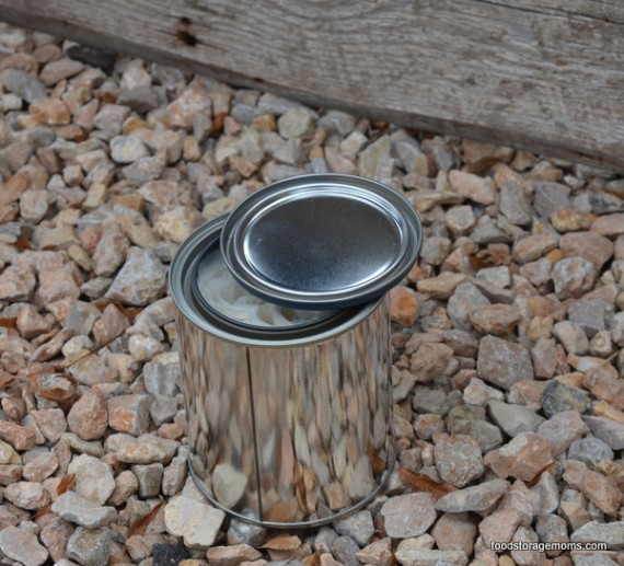 How To Make Heat In A Can For Camping Or Emergency | via www.foodstoragemoms.com