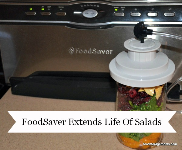 Six Different Salads For 6 Days