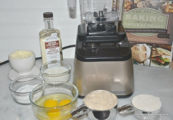 How To Make Natural Yeast Crepes