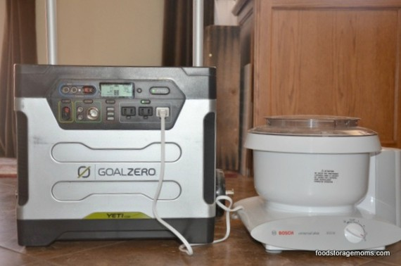 How To Make Whole Wheat Bread Using Solar Power