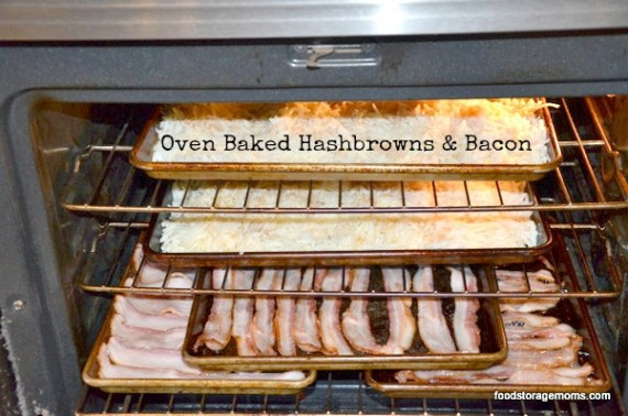 how to make hash in the oven