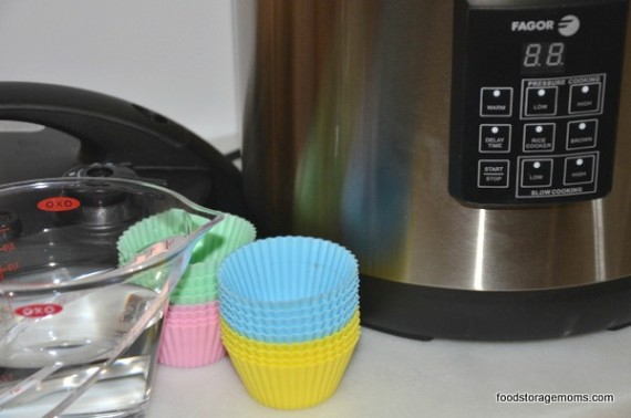 Silicone Cupcake Holders For Eggs