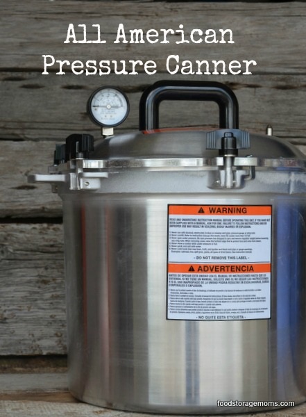 All American Pressure Canners