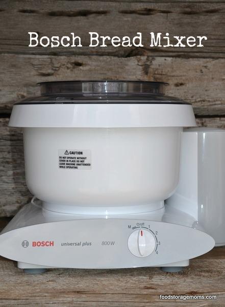 Bosch Universal Bread Mixer