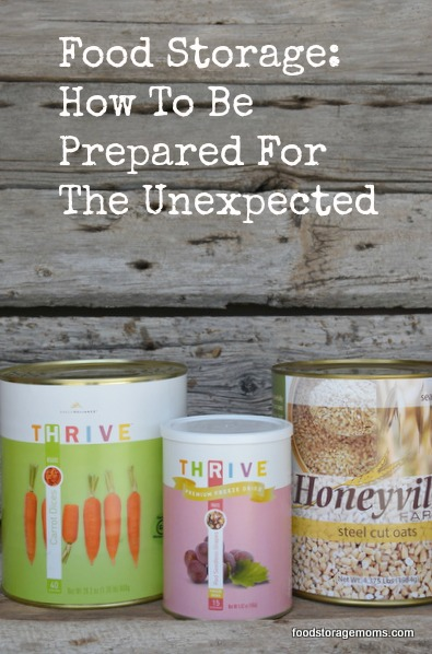 Food Storage Cans