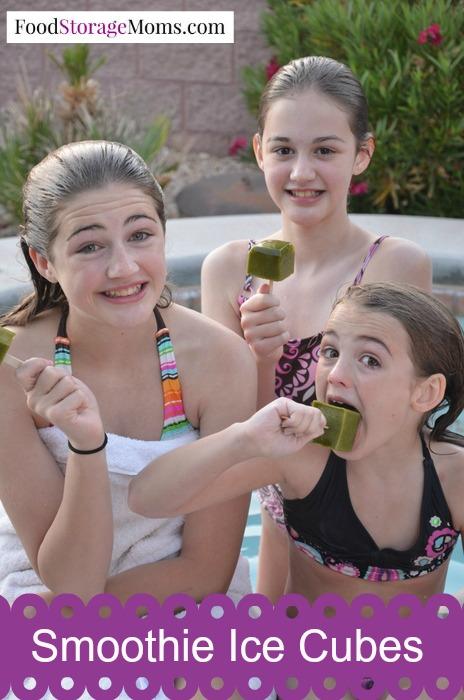 Easy Fun Summer Kid Treats