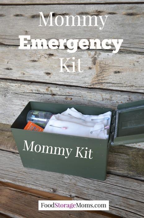 Emergency Mommy Kit