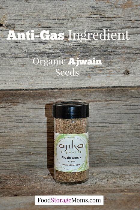 Anti-Gas Ajwain Seeds