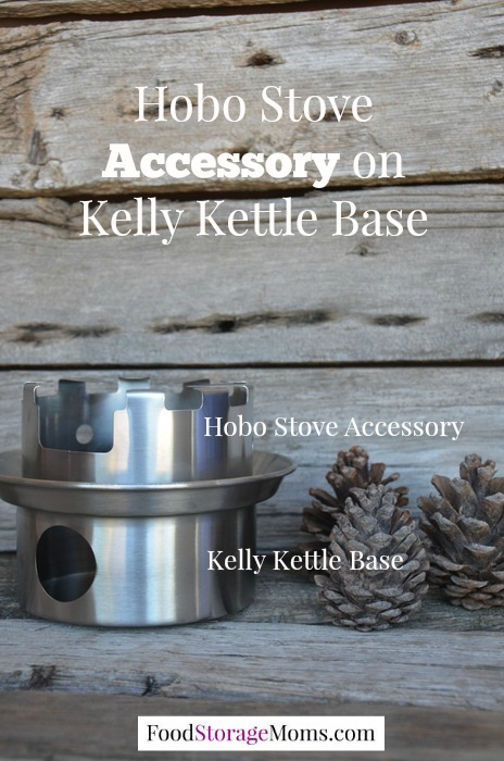 Kelly Hobo Stove Accessory