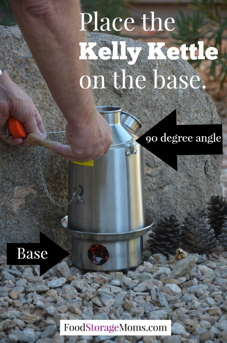 Kelly Kettle Base