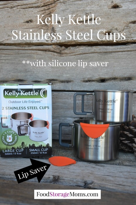 Kelly Kettle Cups Silicone Lips