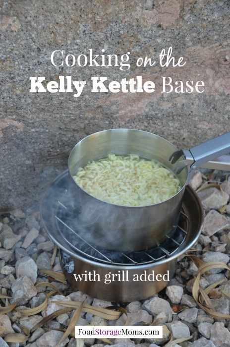 Kelly Kettle Grill