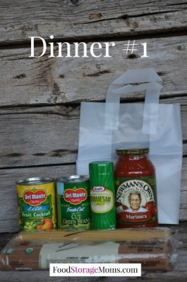 12 Christmas Meals In Bags | via www.foodstoragemoms.com