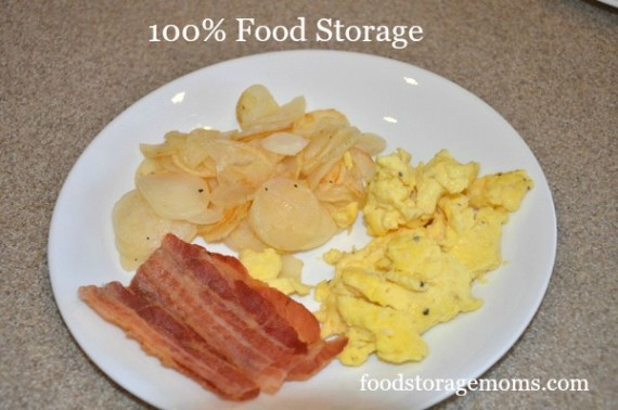Are You Cooking With Food Storage Today? | By FoodStorageMoms.com