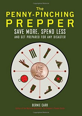 The Penny Pinching Prepper-Save More-Spend Less by FoodStorageMoms.com