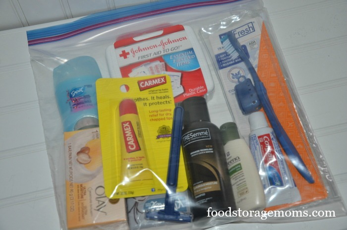 What You Need In Your Hygiene Kit For Survival by FoodStorageMoms